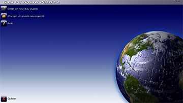 Gaia PC Jigsaw Puzzle.
